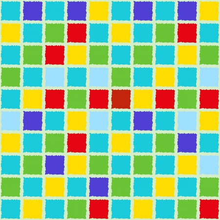 colorful checkered pattern seamless photo