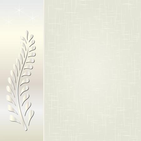 ecru: ecru background with copy space