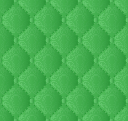 green background seamless Vector