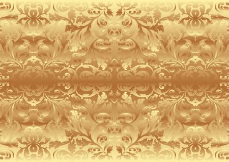 textura oro: amarillo y textura de oro con adornos