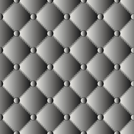 quilted fabric: gray pattern seamless