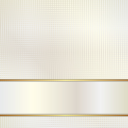 golden border: shiny background with grid texture
