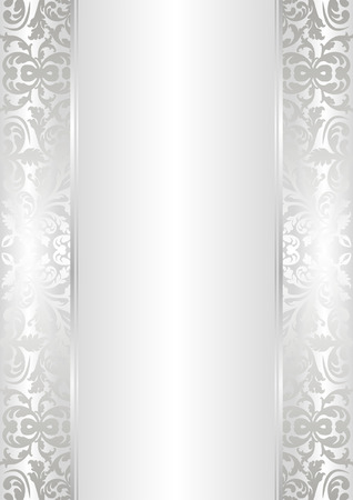 shine background with ornaments Illustration