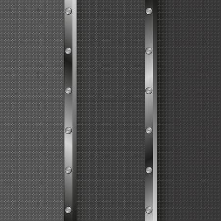 fond sombre: fond noir avec copie espace Illustration