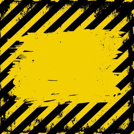 black grunge background: yellow and black grunge background