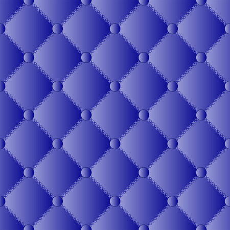 quilted fabric: blue pattern seamless or background