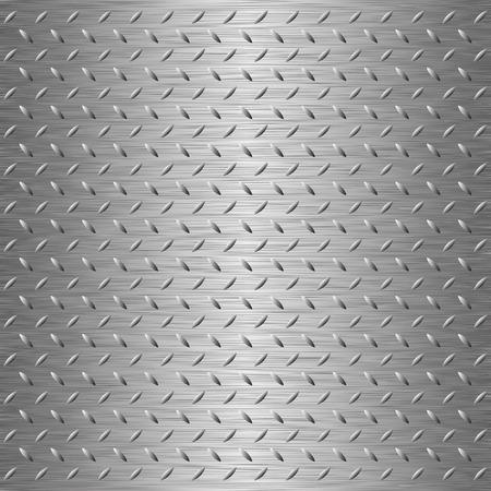 technics: steel sheet with texture