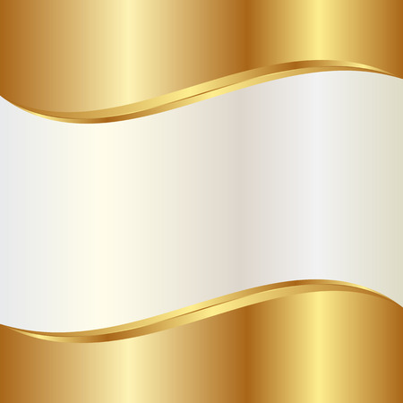 ight: gold and pearl abstract background