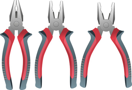 recreate: compact pliers tool with rubber handles