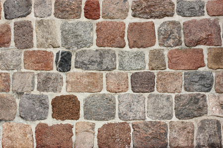 Old stone wall - full scale background
