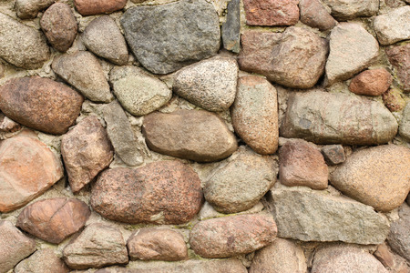 partment: Old stone wall - full scale background