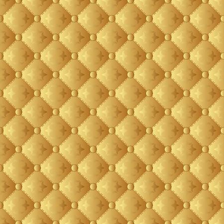 golden pattern seamless or wallpaper