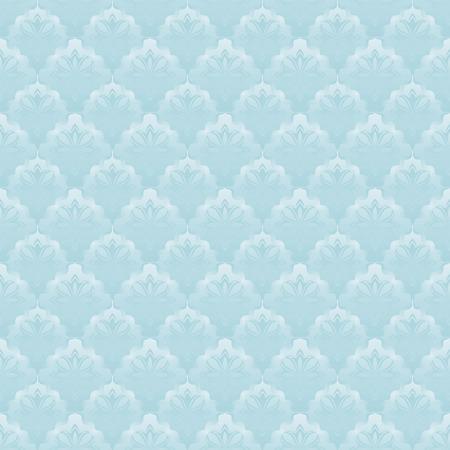 papel tapiz turquesa: papel pintado patr�n transparente turquesa o de la vendimia Vectores