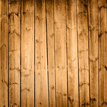 gnarled: brown wooden boards background