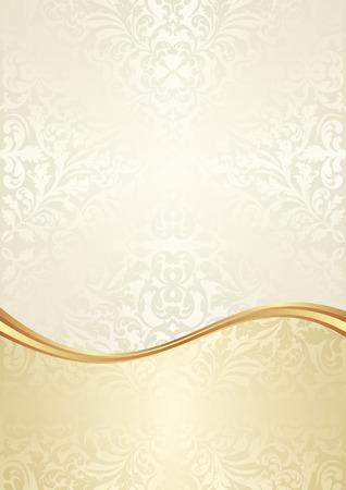 vintage ornate background