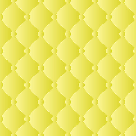 quilted fabric: yellow pattern seamless or background