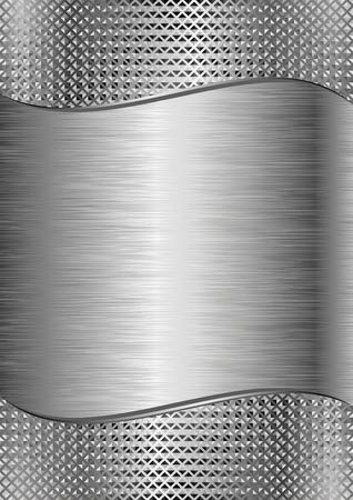 metallic texture: iron background with metallic texture