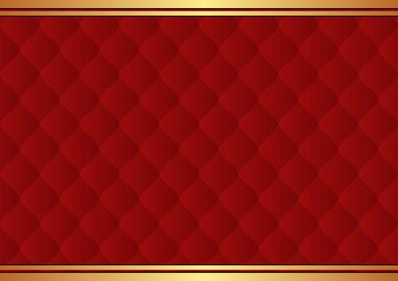 crimson: dark red background with pattern Illustration