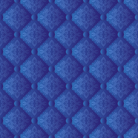 quilted fabric: vintage pattern seamless