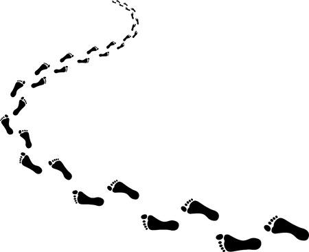 33 857 footprints cliparts stock vector and royalty free footprints rh 123rf com footprint clipart free download free footprint clipart images