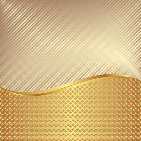 the divided: golden textured background divided into two