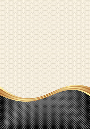 abstract background divided into two