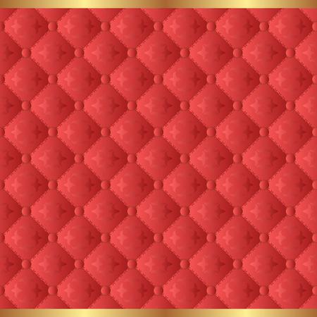 vintage background pattern: red background with vintage pattern