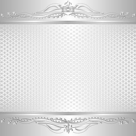 frame border: royal background