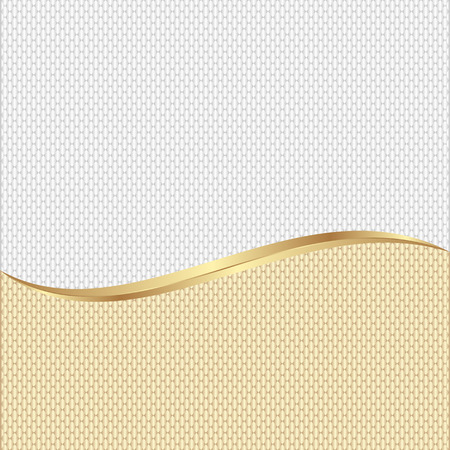 neutral: neutral white and creamy background Illustration