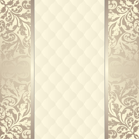 luxury background with ornaments