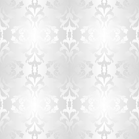 white background or pattern seamless Illustration