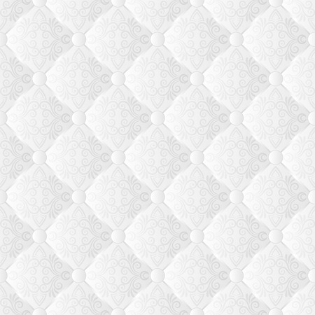 white seamless wallpaper with repeating design