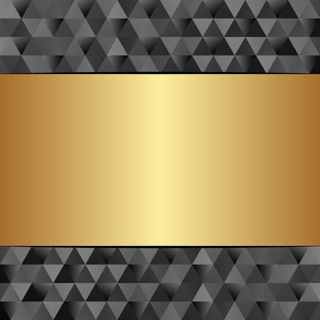 golden texture: golden background with black texture