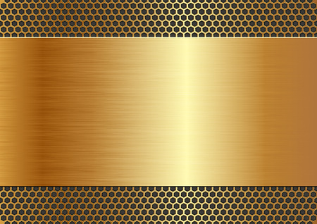 metallic background with texture