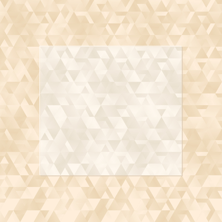 creamy: creamy textured background with banner