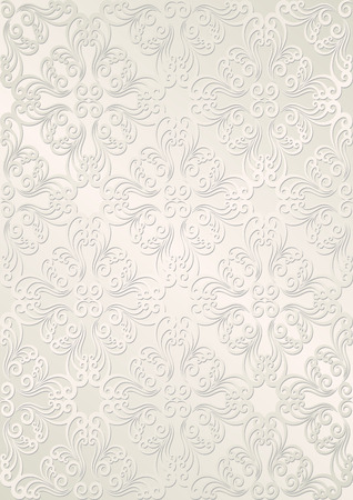 pattern antique: decorative background with antique pattern