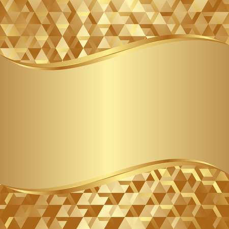 shone: golden background with texture