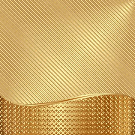 fond d'or avec texture