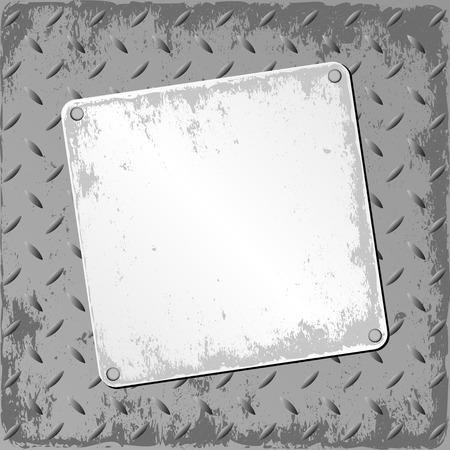 placa bacteriana: la placa de grunge sobre fondo de textura