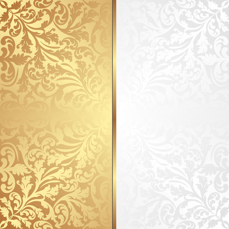 decor graphic: decorative background with ornaments