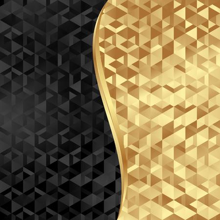 golden texture: golden and black texture