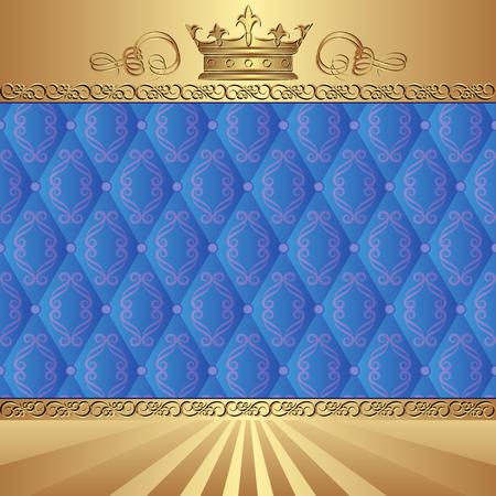 royal: royal background
