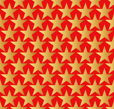star pattern: seamless background, star pattern Illustration