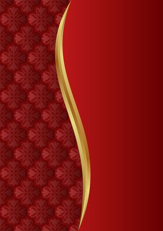 decorative background with antique pattern