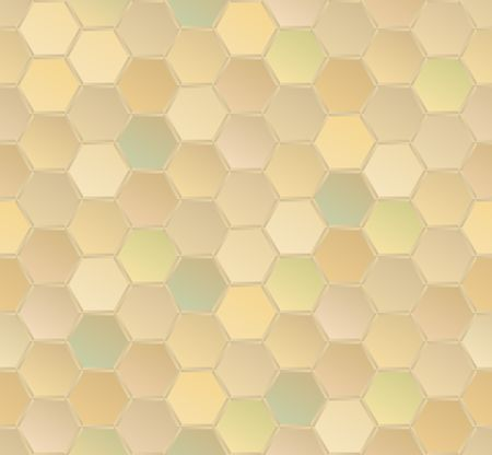 seamless pastel background, hexagonal shape pattern