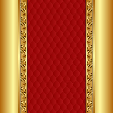 ornate background with decorative pattern and golden ornaments background, texture, pattern, invitation, maroon, claret,