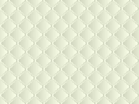 Decorative quilted seamless pattern background with ornament. Illustration