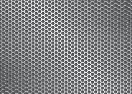 Metal grate 向量圖像