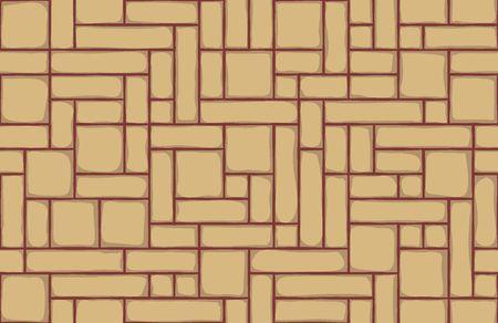 brick wall background, seamless pattern