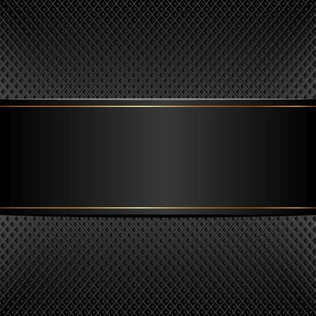 black textured background with copy space